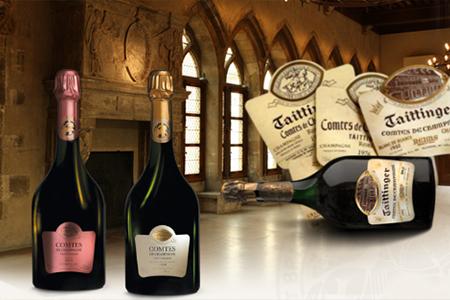 Champagne på Operan